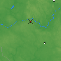 Nearby Forecast Locations - Smolensk - Carte