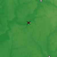 Nearby Forecast Locations - Balachov - Carte