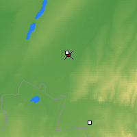 Nearby Forecast Locations - Roubtsovsk - Carte