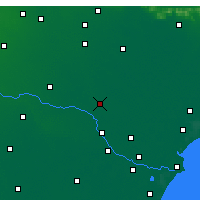 Nearby Forecast Locations - Wuqing - Carte