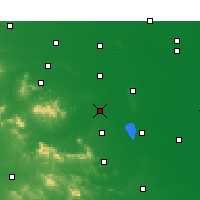Nearby Forecast Locations - Suiping - Carte