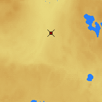 Nearby Forecast Locations - Red Earth - Carte