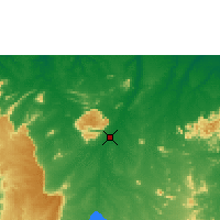 Nearby Forecast Locations - Sobral - Carte