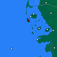 Nearby Forecast Locations - Amrum - Carte