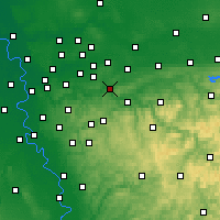Nearby Forecast Locations - Witten - Carte