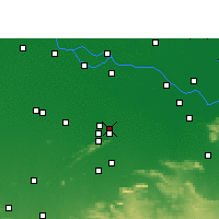 Nearby Forecast Locations - Bihar Sharif - Carte