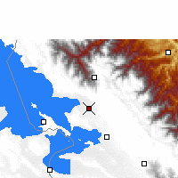 Nearby Forecast Locations - Achacachi - Carte