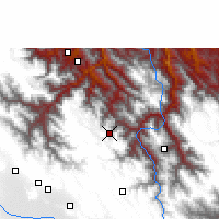 Nearby Forecast Locations - Quime - Carte