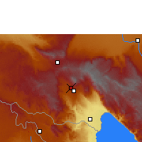 Nearby Forecast Locations - Katumba - Carte