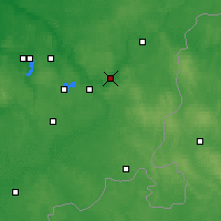 Nearby Forecast Locations - Vilnius - Carte