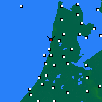 Nearby Forecast Locations - Egmond aan Zee - Carte