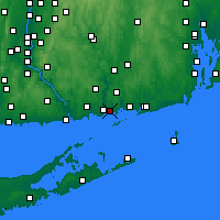 Nearby Forecast Locations - Groton - Carte