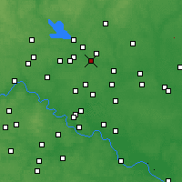Nearby Forecast Locations - Chtchiolkovo - Carte