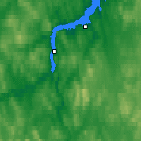 Nearby Forecast Locations - Snejnogorsk - Carte